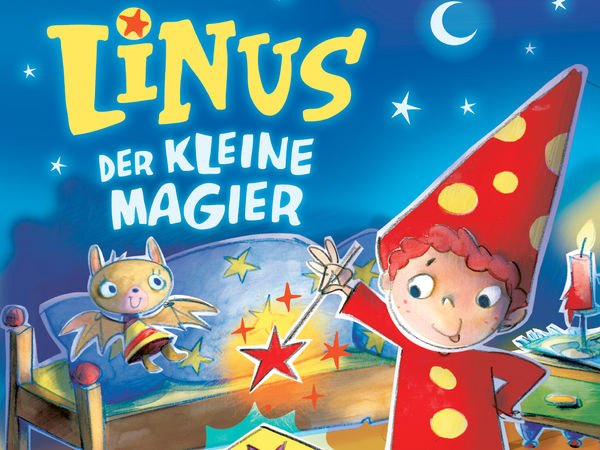 Bild zu Frühjahrs-Neuheiten-Spiel Linus, der kleine Magier