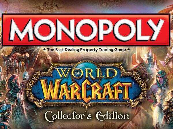 Bild zu Alle Brettspiele-Spiel Monopoly: World of Warcraft