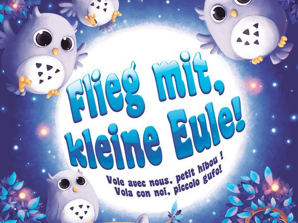 Bild zu Alle Brettspiele-Spiel Flieg mit, kleine Eule!