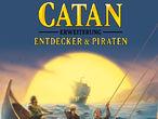 Vorschaubild zu Spiel Catan: Erweiterung - Entdecker & Piraten