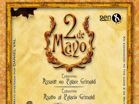 2 de Mayo: Assault on Palace Grimaldi