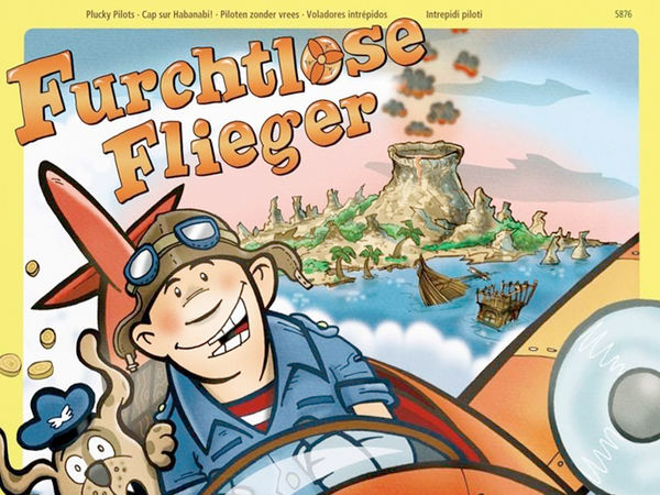 Bild zu Alle Brettspiele-Spiel Furchtlose Flieger