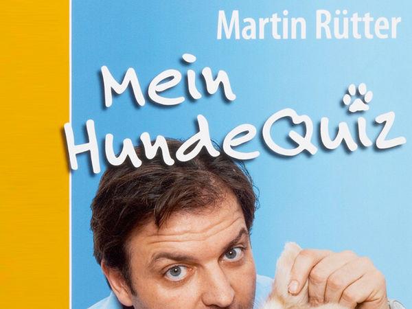 Bild zu Alle Brettspiele-Spiel Martin Rütter: Mein Hunde-Quiz