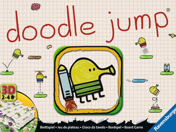 Bild zu Alle Brettspiele-Spiel Doodle Jump
