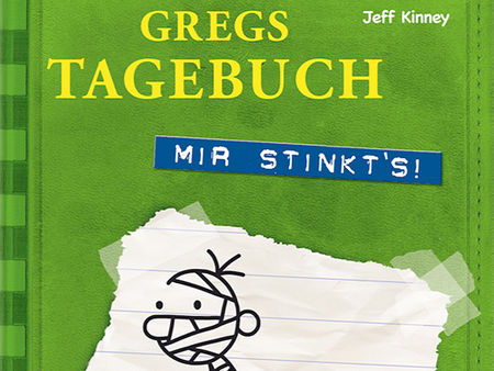 Gregs Tagebuch: Mir stinkts!