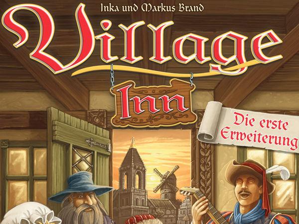 Bild zu Alle Brettspiele-Spiel Village Inn