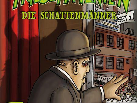 Friesematenten - Die Schattenmänner