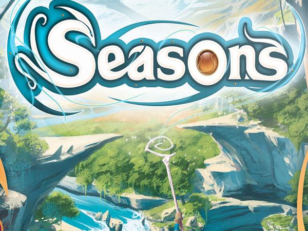 Bild zu Alle Brettspiele-Spiel Seasons