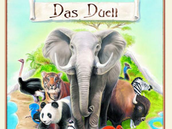 Bild zu Alle Brettspiele-Spiel Mondo: Das Duell