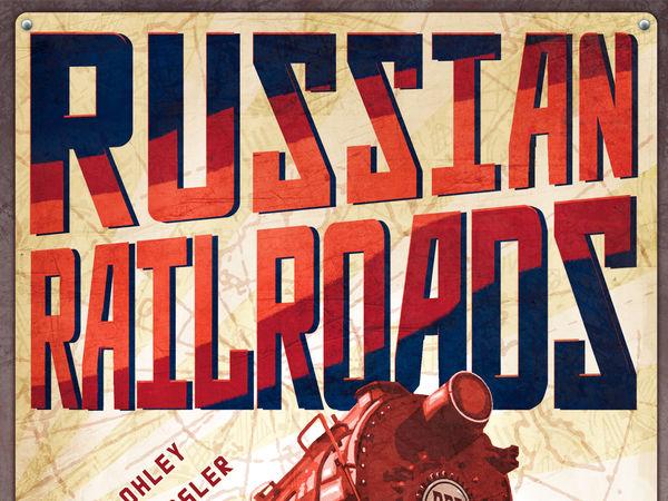 Bild zu Alle Brettspiele-Spiel Russian Railroads