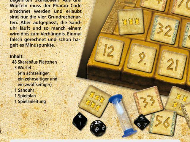Pharao Code Bild 1