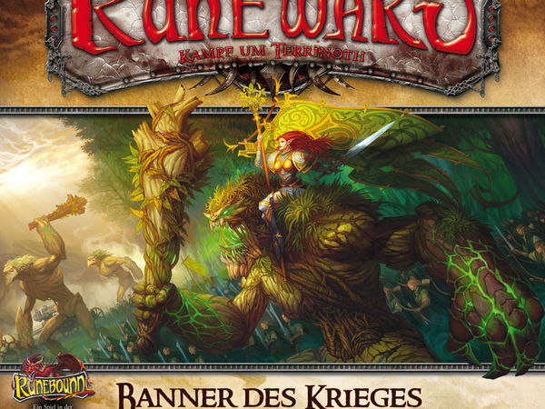 Bild zu Alle Brettspiele-Spiel Runewars: Banner des Krieges