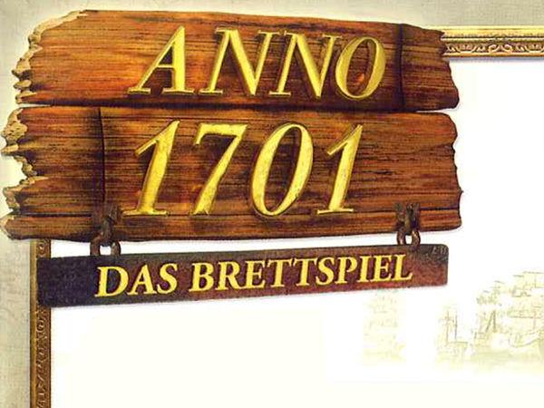 Bild zu Alle Brettspiele-Spiel Anno 1701 - Das Brettspiel