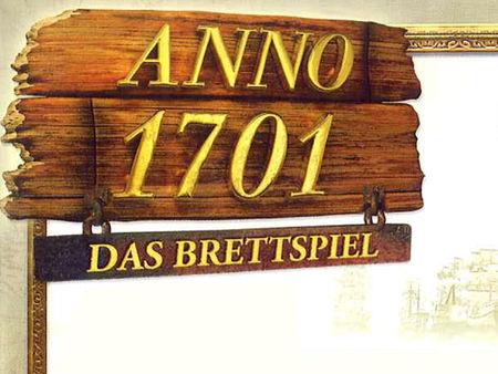 Anno 1701 - Das Brettspiel