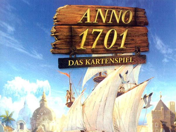 Bild zu Alle Brettspiele-Spiel Anno 1701 - Das Kartenspiel