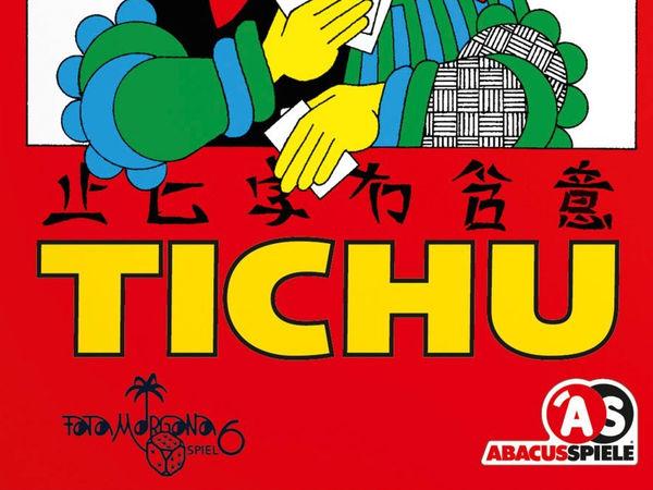 Bild zu Alle Brettspiele-Spiel Tichu