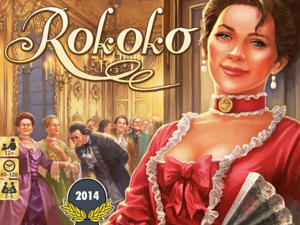 Bild zu Alle Brettspiele-Spiel Rokoko
