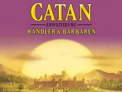 Catan: Erweiterung - Händler & Barbaren