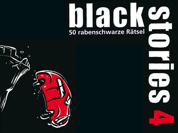 Bild zu Alle Brettspiele-Spiel Black Stories 4