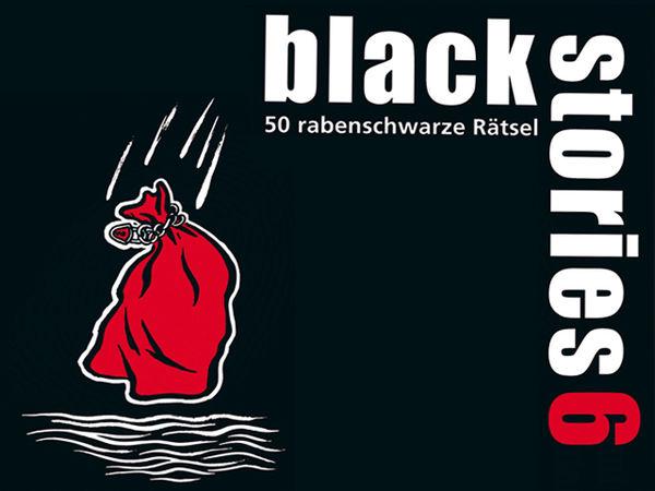 Bild zu Alle Brettspiele-Spiel Black Stories 6
