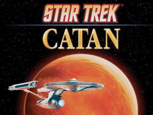 Bild zu Alle Brettspiele-Spiel Star Trek Catan