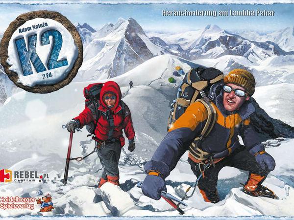Bild zu Alle Brettspiele-Spiel K2