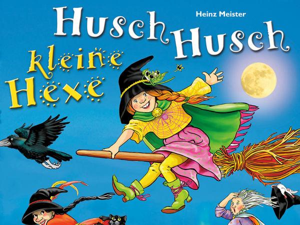 Bild zu Alle Brettspiele-Spiel Husch, husch kleine Hexe
