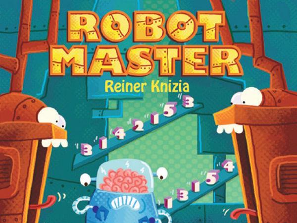Bild zu Alle Brettspiele-Spiel Robot Master