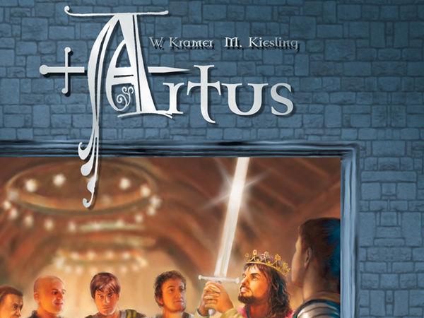 Bild zu Alle Brettspiele-Spiel Artus