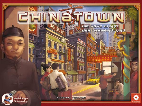 Bild zu Alle Brettspiele-Spiel Chinatown