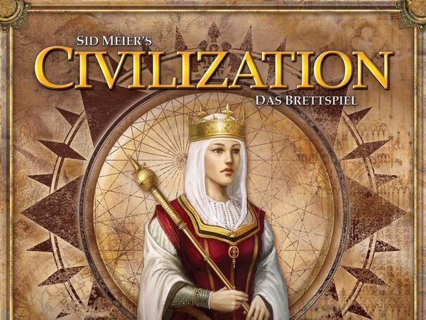 Bild zu Alle Brettspiele-Spiel Civilization - Das Brettspiel: Ruhm und Reichtum
