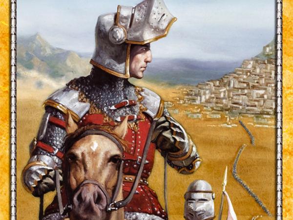 Bild zu Alle Brettspiele-Spiel Condottiere