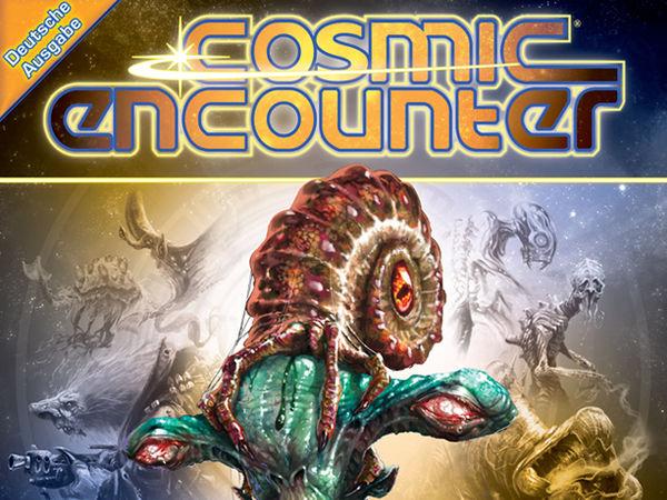 Bild zu Alle Brettspiele-Spiel Cosmic Encounter