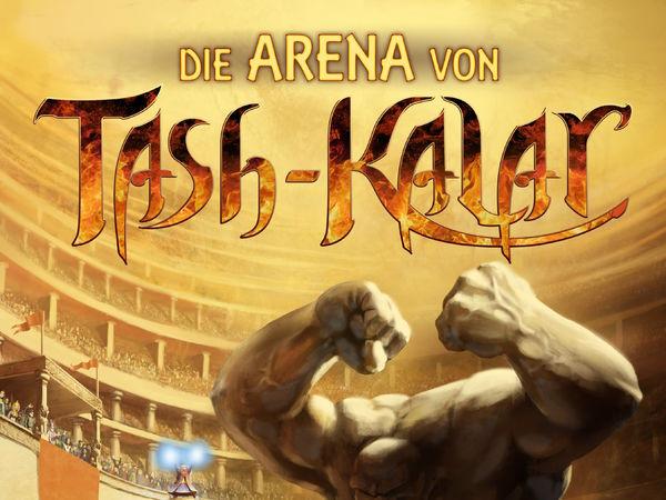 Bild zu Alle Brettspiele-Spiel Die Arena von Tash-Kalar