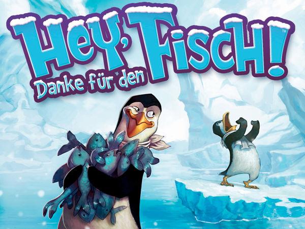 Bild zu Alle Brettspiele-Spiel Hey, Danke für den Fisch!