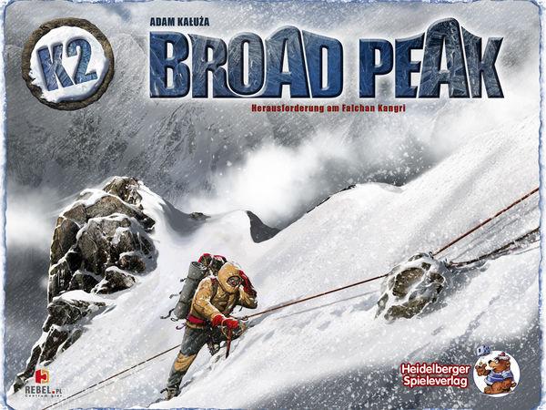 Bild zu Alle Brettspiele-Spiel K2: Broad Peak