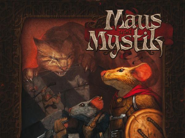 Bild zu Alle Brettspiele-Spiel Maus & Mystik