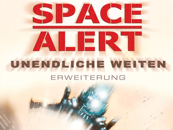 Bild zu Alle Brettspiele-Spiel Space Alert: Unendliche Weiten