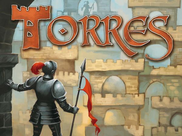 Bild zu Alle Brettspiele-Spiel Torres