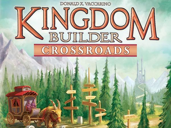 Bild zu Alle Brettspiele-Spiel Kingdom Builder: Crossroads