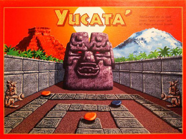 Bild zu Alle Brettspiele-Spiel Yucata