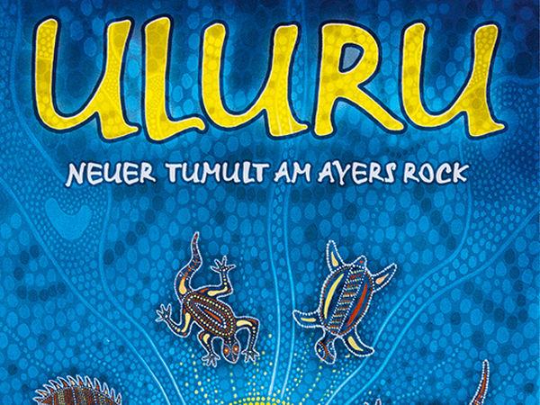 Bild zu Alle Brettspiele-Spiel Uluru: Neuer Tumult am Ayers Rock