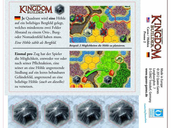 Bild zu Alle Brettspiele-Spiel Kingdom Builder: Höhlen