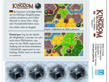 Kingdom Builder: Höhlen