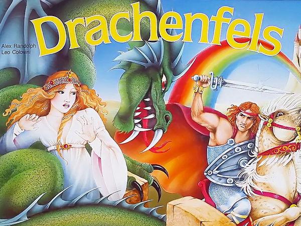 Bild zu Alle Brettspiele-Spiel Drachenfels