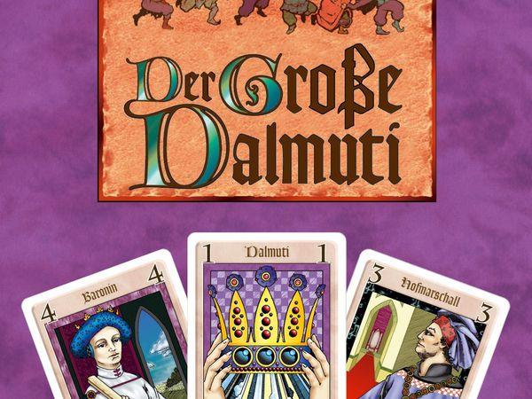 Bild zu Alle Brettspiele-Spiel Der große Dalmuti