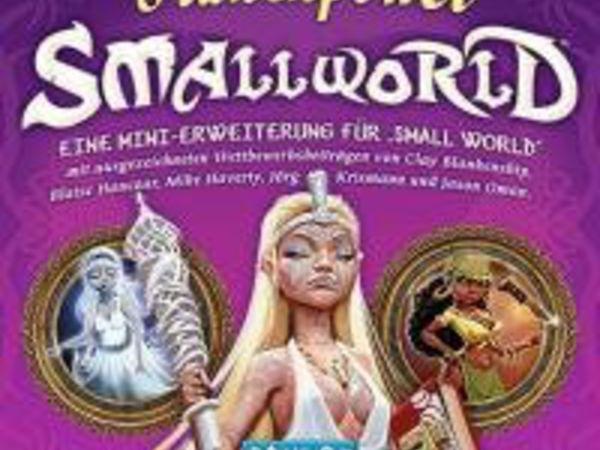 Bild zu Alle Brettspiele-Spiel Small World: Frauenpower