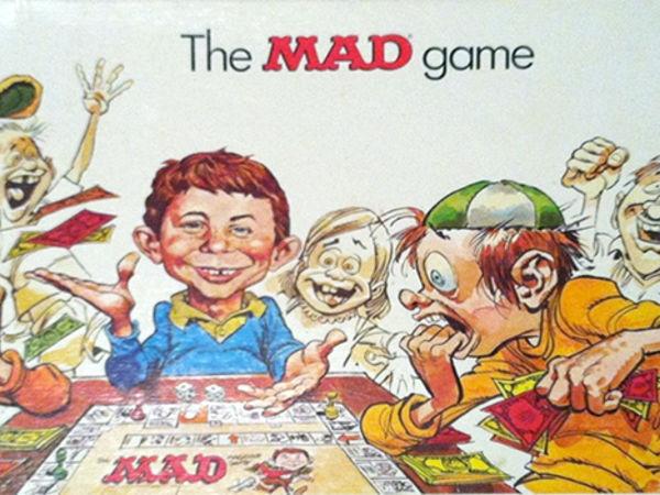 Bild zu Alle Brettspiele-Spiel Das MAD Spiel