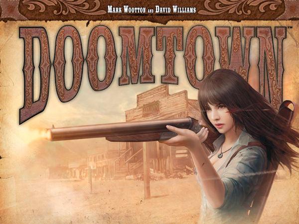 Bild zu Alle Brettspiele-Spiel Doomtown: Reloaded