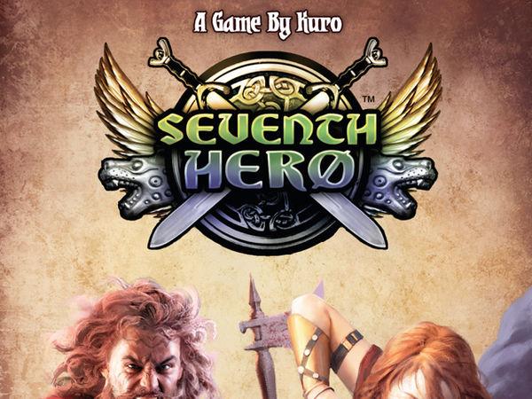 Bild zu Alle Brettspiele-Spiel Seventh Hero